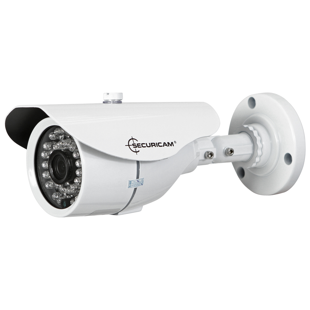 Securicam 1080P IP Camera Footage