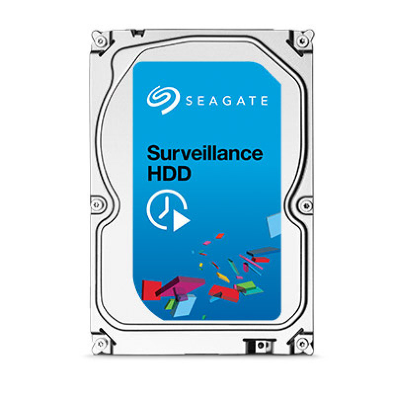 Surveillance Hard Drives